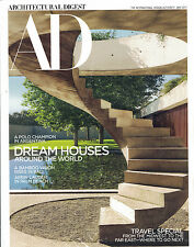 Architectural Digest -Dream Houses Around the World Bali-Palm Beach-May 2017 Iss