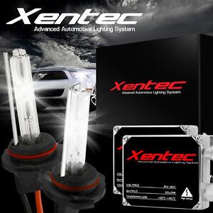 55W HID Xenon Bi-xenon Hi/Low Dual Beam Bulbs H4 9003 Headlight Conversion KIT