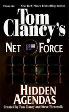Hidden Agendas (Tom Clancy's Net Force, Book 2) by Perry, Steve