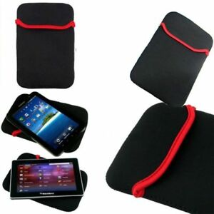 """10 Inch Carrying Sleeve Protective Cover Bag Case Pouch For 10"""" Tablet Laptop PC"""
