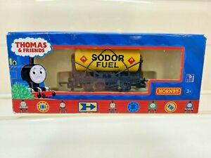 HORNBY THOMAS TANK ENGINE 'FUEL WAGON/TANKERS BOXED