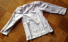 T-shirt manches longues blanc H&M 12-18 mois 86 cm