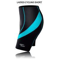 Ladies Womens Cycling Shorts Padded Leggings Cool Max Anti Bac Pad