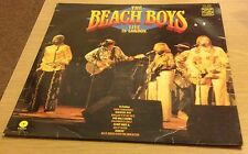 THE BEACH BOYS Live In London Vinyl LP Record (1970)