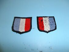 b4590 WW2 German Army Elite Volunteer Sheild French