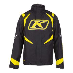Manufacturer Sample Klim Klimate Jacket Parka Insulated Snowmobile Coat