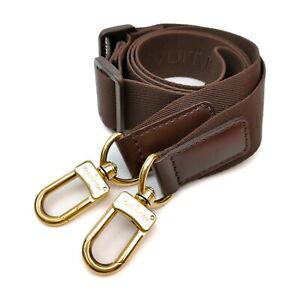 Louis Vuitton LV Shoulder Strap  Browns Canvas 1133270