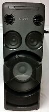 Sony Mhc-v50d High Power Home Audio System - Black 3