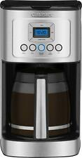 Cuisinart - 14-Cup Coffee Maker - Black/stainless