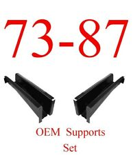 OEM 73 87 Chevy Set Of 2 Cab Floor Supports, GMC Truck Suburban Blazer 0850-309