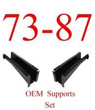 OEM 73 87 Chevy Set Of 2 Cab Floor Supports, GMC Truck Suburban Blazer 0850-309