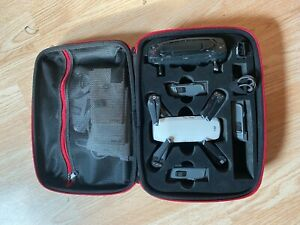 DJI Spark Fly More Combo 1080p Camera Drone - White (CP.PT.000899)