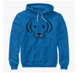 hoodie blue for dogs size S