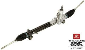 NEW OEM TOYOTA SIENNA 2004-2010 RACK AND PINION ASSEMBLY