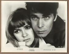 "Laurent Terzieff & Elisabeth Wiener in ""La Prisonniere"" Vintage Movie Still"