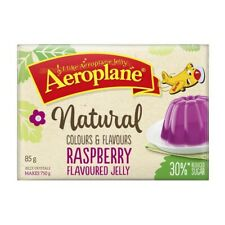 Aeroplane Raspberry Jelly Crystals 30% Reduced Sugar 85g