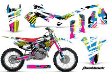 Honda CRF 450R Graphic MX Kit AMR Racing # Plate Decal Sticker Part 13-14 FLASH