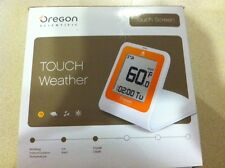 Touch Weather by Oregon Scientific. Brand New. Remote Weather.
