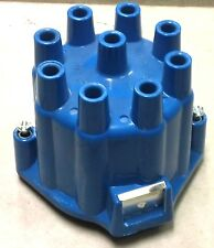 NOS Delco Remy Patent 571594 Distributor Cap Marine Blue    Sold Individually