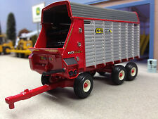 1/64 ERTL H&S EXTRA CAPACITY TWIN AUGER FORAGE WAGON