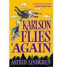 Karlson Flies Again by Astrid Lindgren (Paperback, 2009)