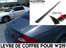LAME LEVRE DE COFFRE ADHESIVE HAYON MALLE pour MERCEDES W219 CLS 2004-2011 AMG