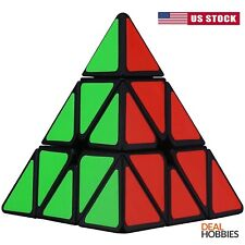 Rubiks Rubix Like Pyramid Cube 3x3 Speed Triangle Rubik Pyraminx Cube Toy Game