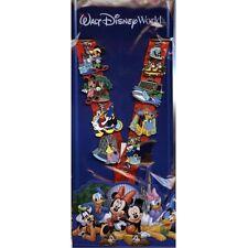 Walt Disney World Lanyard Pin Trading Set new (rare)