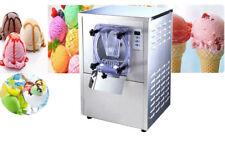 Counttop 110v Hard Ice Cream Machine For Tea Restaurant Buffet Etccommercial