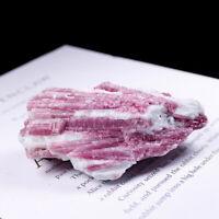 Natural Tourmaline Crystal Quartz Cluster Mineral Specimen Healing Reiki Home