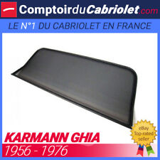 Filet anti-remous coupe-vent, Windschott, Karmann Ghia cabriolet - TUV