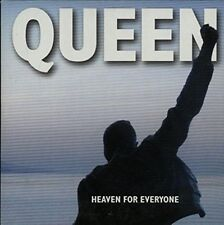 Queen Heaven for everyone (1995, #8825252, cardsleeve) [Maxi-CD]