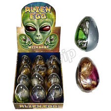 UK ALIEN EGG Baby Embryo Goo Birthpod for Kids Party Bag Filler Favour Toys Fun