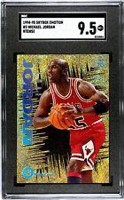 1994 E-Motion N-Tense Michael Jordan #N3 SGC 9.5