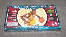NBA 2007-08 Upper Deck Rookie 30 Card Box Set - Sealed + more autograph Durant