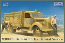 IBG 1/72 V3000S German Truck - General Service # 72071