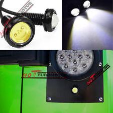 2Pcs reverse back-up led marker lights for Jeep TJ JK YJ CJ Rubicon Wrangler