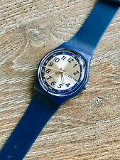 """SWATCH """"TIME IN BLUE"""" GN716 - NUOVO"""