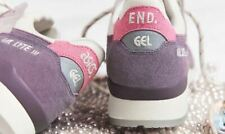 """ASICS GEL-LYTE III x END  """" PEARL """" NOS NUOVE CON SCATOLA US 9 LIMITED"""