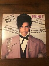 PRINCE – CONTROVERSY LP /  1981 Warner Brothers