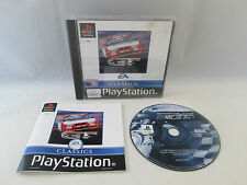 Playstation 1 PS1 PSX - Sports Car GT