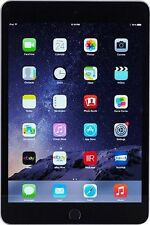 NEW Apple iPad mini 3 128GB, Wi-Fi, 7.9in - Space Gray (Latest Model) MGP32LL/A