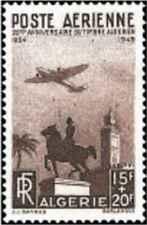 Timbre Avions Algérie PA13 * lot 28927