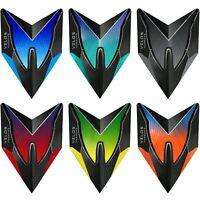 Harrows Velos Dart Flights Tough Arrowhead Shape 1-10 Sets