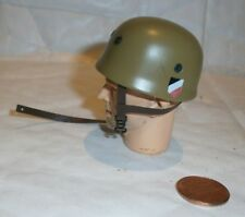 Toys City África Fallschirmjager tan casco (Ramcke) escala 1/6th Accesorio De Juguete