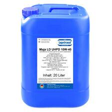 1x20l LMLD 10W40 Motoröl für LKW und Busse mit Scania Low Ash 20 Liter