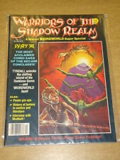MARVEL SUPER SPECIAL #13 WARRIORS OF THE SHADOW REALM 3 VF MARVEL US MAGAZINE