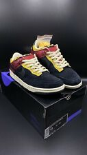 Nike Dunk Low Premium SB Coral Snake Size 10 DS (new) w Box 313170 701