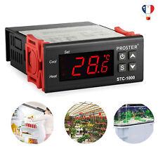 Proster Thermostat Régulateur de Température pour Aquarium Réfrigérateur