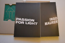INGO MAURER - Passion for light, pasion por la luz .2001